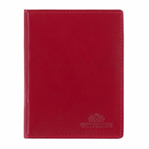 4ea8a6d2217c1 Etui dokumenty Wittchen Florence 14-2-163 czerwone 6612713152 - Allegro.pl