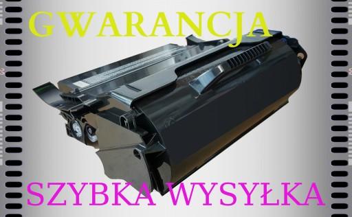 Toner do LEXMARK  X651 X652 X654 X656 X658 25.000K