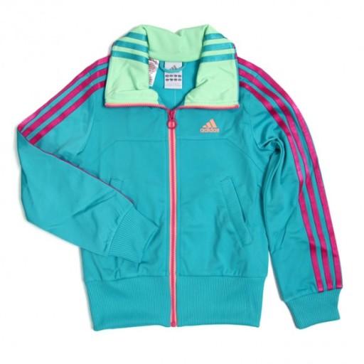 f148325ca Bluza dziewczęca rozpinana Adidas roz.152 cm 7506205776 - Allegro.pl -  Więcej niż aukcje.