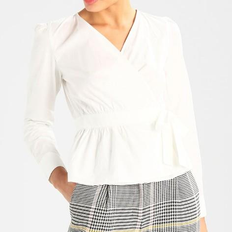 Koszula damska ecru Vero Moda XL OUTLET