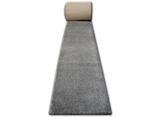Dywany łuszczów Chodnik Narin 120 Cm Szary Q1464