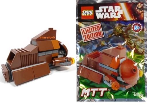LEGO STAR WARS MTT MULTI-TROP TRANSPORT SASZETKA
