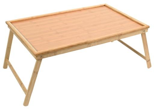 Stolik śniadaniowy Na Laptopa Do łóżka 50x30 Cm