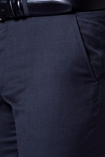 Spodnie Męskie Popiel Lancerto Business Mix 194/90 10238525071 Odzież Męska Spodnie CJ FRRJCJ-2