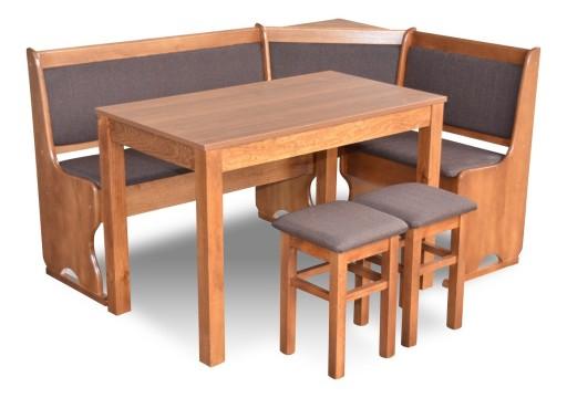 Narożnik Kuchenny Najtaniej Drewniany Komplet 5979241421 Allegropl
