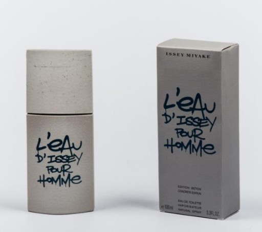 issey miyake l'eau d'issey pour homme edition beton