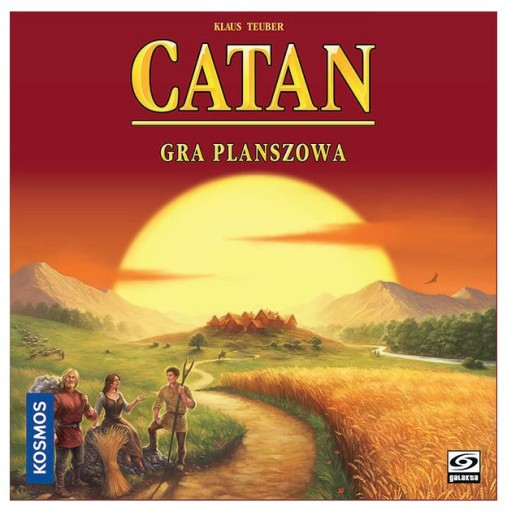 Gra Planszowa Catan Osadnicy Z Catanu Podstawa 103 89 Zl 6727884303 Allegro Pl