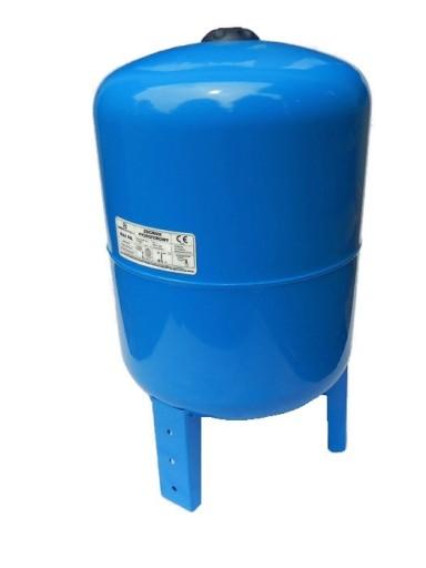 Zbiornik Hydroforowy Przeponowy Pionowy 100l Malec 7162951592 Allegro Pl