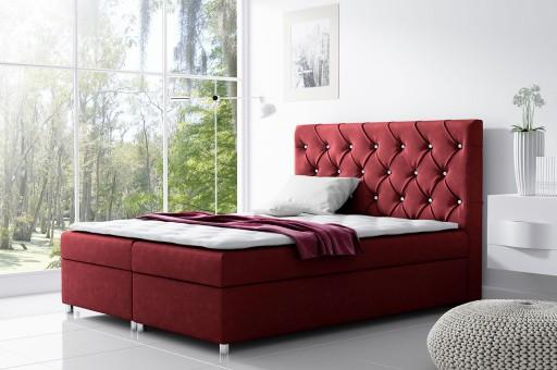 łóżko Kontynentalne Roma 180x200 Wygodne łóżka
