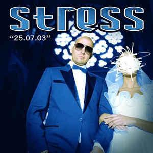 """Stress - """"25.07.03"""" CD ALBUM"""
