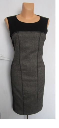 3f23c12b32 SALKO -świetna sukienka - roz 42 XL IDEALNY 7628853602 - Allegro.pl -  Więcej niż aukcje.