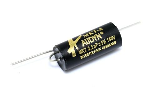 Audyn Cap MKT 4,70 uf Kondensator 160V EXTRA CENA