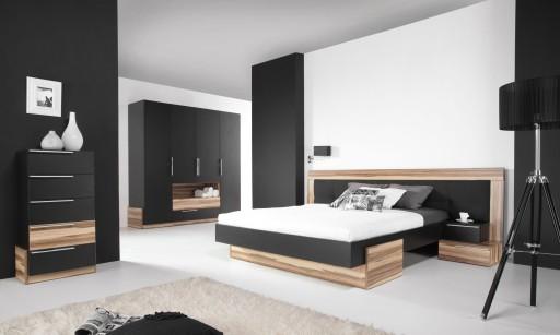 Łóżko MORENA ( ze stolikami)- dwa kolory do wyboru