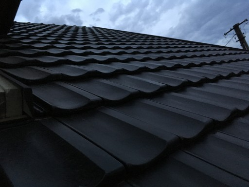 Dachówka ceramiczna antracytowa 29,50 zł/m2
