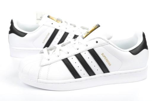 Buty Męskie Adidas Superstar C77124 r. 43 13