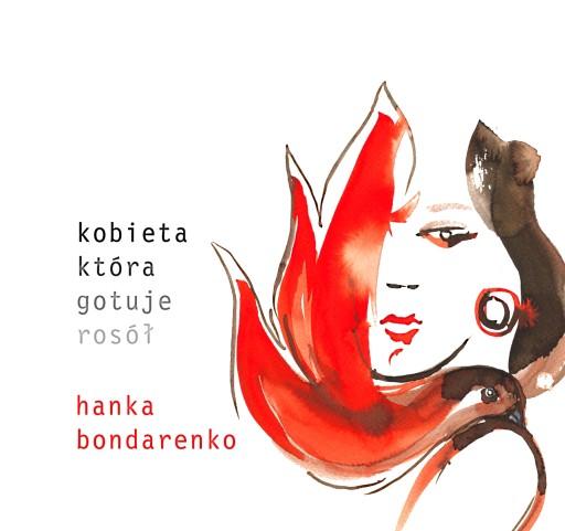 kobieta która gotuje rosół (Hanka Bondarenko)
