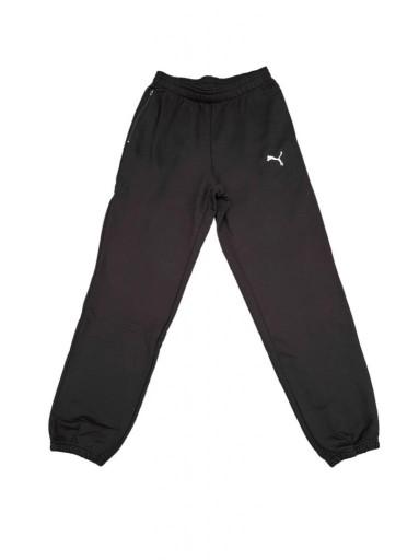 XXL Spodnie sportowe czarne prosto bawełna produce 7727194109 Odzież Męska Spodnie OQ MLJKOQ-5