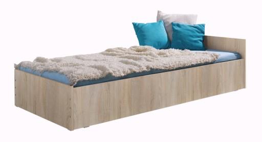 łóżko Młodzieżowe Materac 90200 Komplet