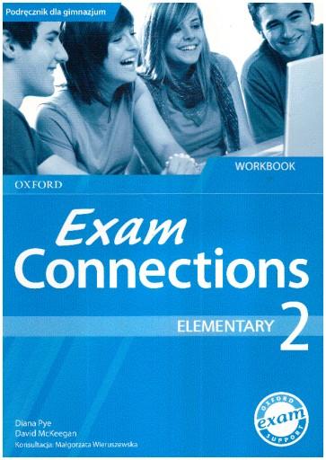 Exam Connections Elementary 2 Ćwiczenia+C Workbook
