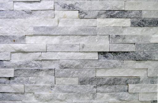 Szara Dekoracyjna Płytka Na ścianę Kamień Panel 7410116558 Allegro Pl