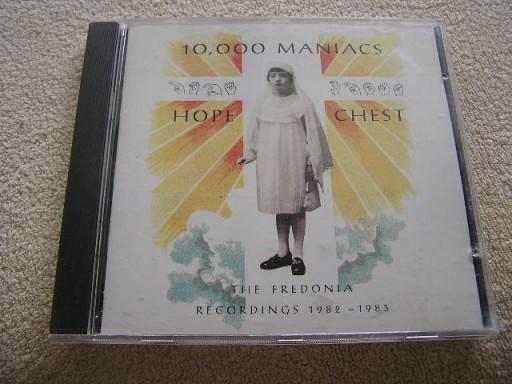 10,000 Maniacs - Hope Chest (CD).54 (CD).54