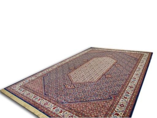 Dywany łuszczów Kaszmir 60x100 Rozeta Dev101