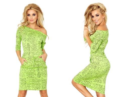 fa9fae6c24 Śliczna Sukienka NA PRZYJĘCIE