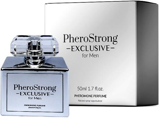 PheroStrong Męskie perfumy z feromonami