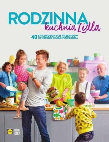 Kuchnia Lidla Książki Rodzinna Folia