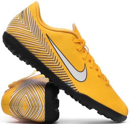f24f307f Buty męskie Nike Vapor 12 Club NEYMAR r.44 TURFY 7501255571 - Allegro.pl