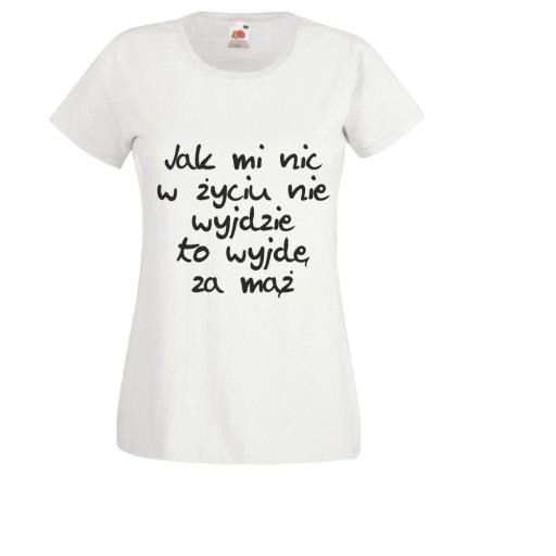Smieszna Koszulka Top T Shirt Tekst Mala Mi Nadruk 7558363657 Allegro Pl