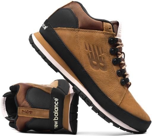 cda8bdbc7e43d7 NEW BALANCE H754TB Zimowe buty męskie brąz r.45,5 7569972751 ...