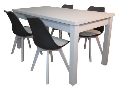 Nowe Stół Pl Kuchni Krzesła I 7651105187 Do 80x120160