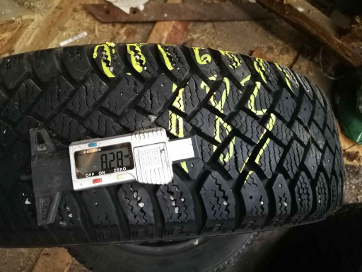 CONTINENTAL WINTER WIKING 155/65R14 8,3MM nr 183