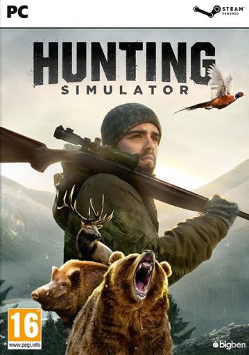 Hunting Simulator 2017 [PUDEŁKOWA][FOLIA]