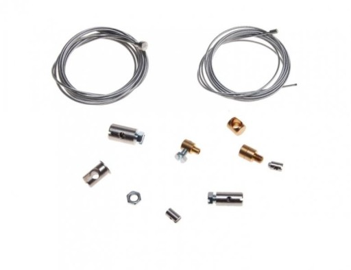 DEPARTMENT CLUTCH CABLE GAS REPAIR KIT