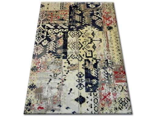 Dywany łuszczów Ziegler 133x190 Patchwork Gr2038