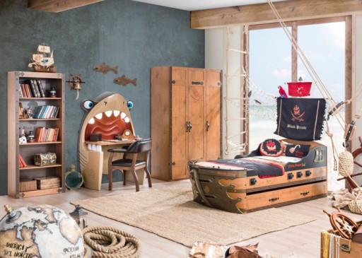 Meble Dla Dzieci Piraci Statek Meble Lodz Piracka 7821534270