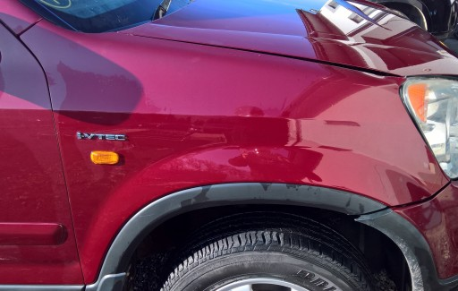 Nakładka Na Błotnik Listwa Honda Crv Cr V Ii Prawa 7677226464