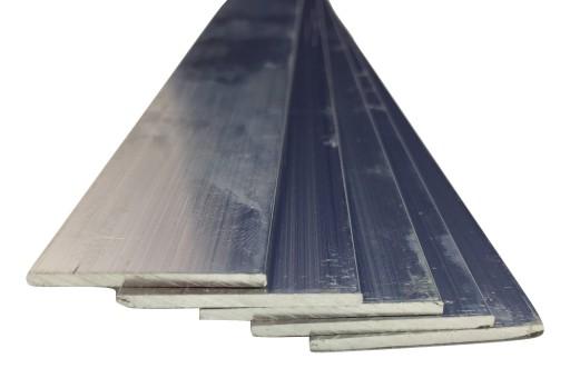 Płaskownik Aluminiowy Aluminium 30mm x 15mm x 2mb