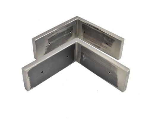 Wspornik Pod Półki Kątownik Metalowy Loft Industri
