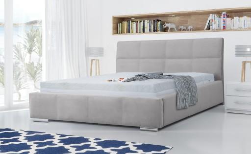 łóżko Tapicerowane łoże Dallas 140 Najniższa Cen