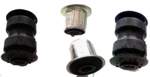 TRAUKES RESORU 4VNT FIAT DUCATO JUMPER BOXER 1994M-06