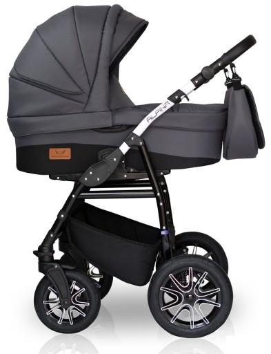 Wozek Dzieciecy 3w1 Elite Design Alpina Gratis 6988742185 Allegro Pl