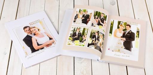 Fotoksiążka, Fotoalbum - A4 pion 60 stron