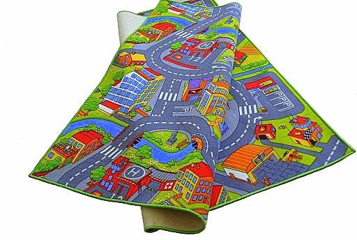 Dywan Dla Dzieci Szkoły Przedszkola Zabawy 200x300
