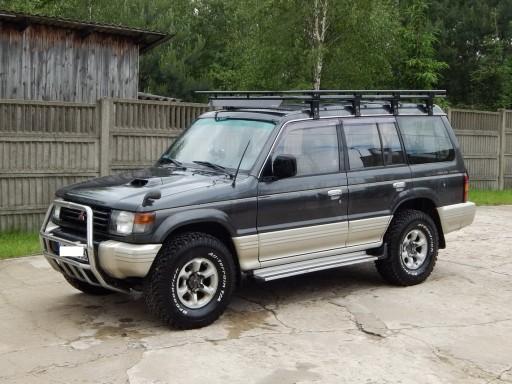 Bagaznik Dachowy Mitsubishi Pajero Ii 2 Z Siatka Czestochowa Allegro Pl