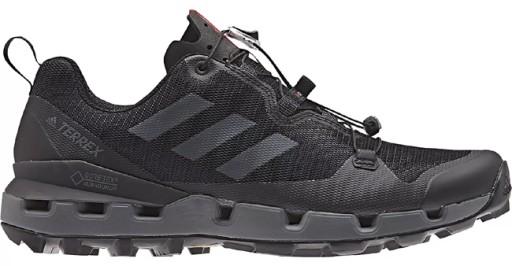 buty adidas streetwear męskie bez sznurówek gore tex