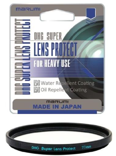 Filtr Ochronny Marumi Super DHG Lens Protect 55 mm
