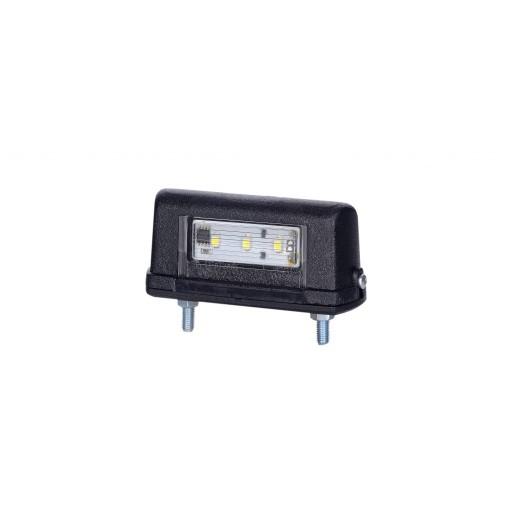 ZIBINTAS (LEMPOS-FAROS) APSVIETIMAS NUMERIU REGISTRACIJOS LED LED